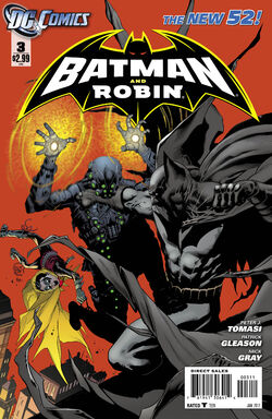 Batman and Robin Vol 2-3 Cover-1
