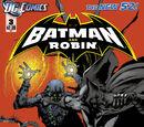 Batman and Robin (Volume 2) Issue 3