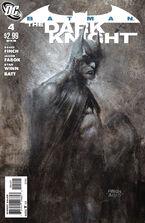 Batman The Dark Knight-4 Cover-2