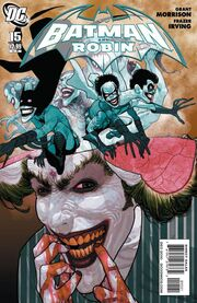 Batman and Robin-15 Cover-2