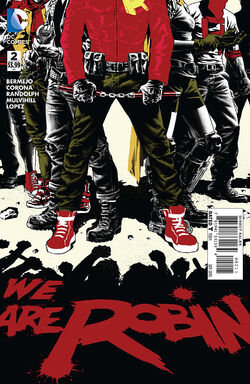 We Are Robin Vol 1-2 Cover-1