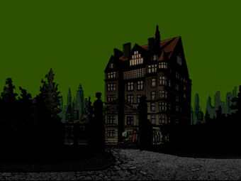 Wayne Manor (The Batman) 01