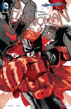 Batwoman Vol 1-22 Cover-1
