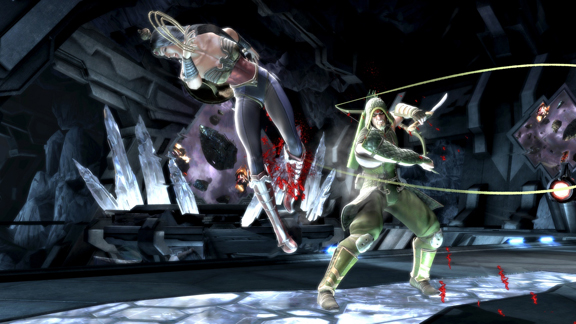 File:Green Arrow vs. Wonder Woman.jpg
