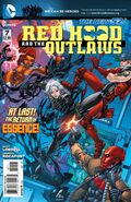 Red Hood and The Outlaws Vol 1-7 Cover-1