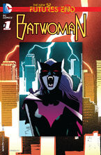 Batwoman Vol 1 Futures End-1 Cover-1