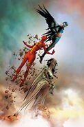 Earth 2 Vol 1-20 Cover-1 Teaser