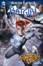 Batgirl Vol 4-27 Cover-1