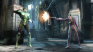 Green Lantern vs. Joker