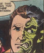 Two-Face-Twice Dies the Batman!