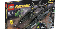 7787 The Bat-Tank: The Riddler and Bane's Hideout