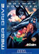 Batman Forever Mega Drive