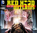 Red Hood and The Outlaws (Volume 1) Issue 37