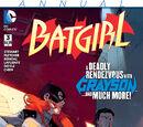 Batgirl (Volume 4) Annual 3