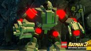 LEGO Batman 3 Big Cyborg