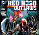 Red Hood and The Outlaws (Volume 1) Issue 35