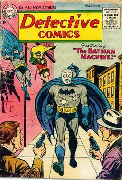 Detective Comics Vol 1-224 Cover-1