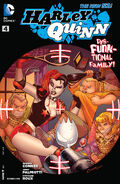 Harley Quinn Vol 2-4 Cover-1