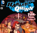Harley Quinn (Volume 2) Issue 4