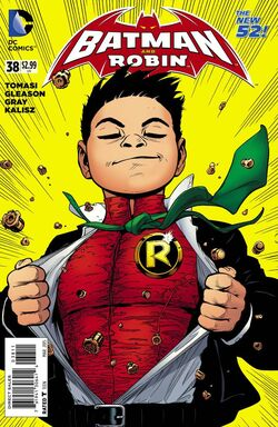 Batman and Robin Vol 2-38 Cover-1