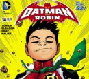 Batman and Robin (Volume 2) Issue 38