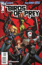Birds of Prey Vol 3-1 Cover-2
