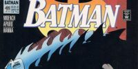 Batman Issue 499