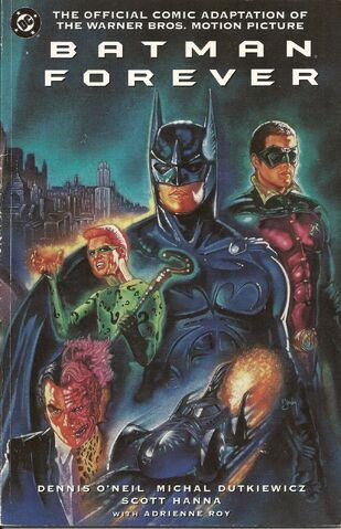 File:Batman Forever Comic Book Cover.jpg