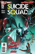 Suicide Squad Vol 4-6 Cover-1