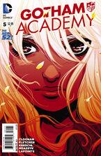 Gotham Academy Vol 1-5 Cover-2