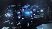 Bao batcomputer batcave