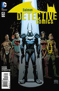 Detective Comics Vol 2-45 Cover-1