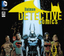 Detective Comics (Volume 2) Issue 45