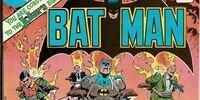 Batman Issue 321