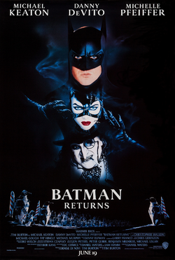 Batman Returns - Poster 2