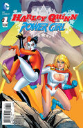 Harley Quinn Power Girl Vol 1-1 Cover-1