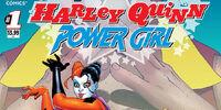 Harley Quinn/Power Girl (Volume 1)/Gallery