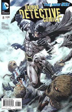 Detective Comics Vol 2-8 Cover-1