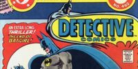 Detective Comics Issue 492