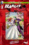 Harley Quinn Vol 2 Futures End-1 Cover-2