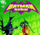 Batman and Robin (Volume 1) Issue 13