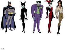 Batman characters 1