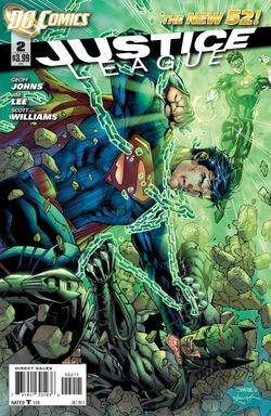 Justice League Vol 2-2 Cover-1