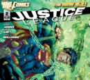 Justice League (Volume 2) Issue 2