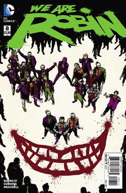 We Are Robin Vol 1-8 Cover-1