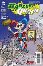 Harley Quinn Vol 2-5 Cover-2