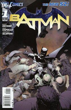 Batman Vol 2-1 Cover-1