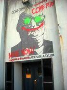 Shock Therapy Arkham Asylum AA11