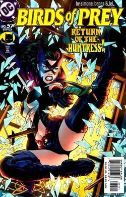 Birds of Prey 57c