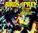 Birds of Prey Issue 57